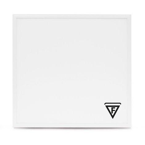 Dalle plafond recouvrable LED 36W (320W) Jour 6000°K 595 x 595 (lot de 2)