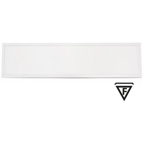 Dalle plafond recouvrable LED 36W (320W) Neutre 4000°K 295 x 1195 (lot de 2)