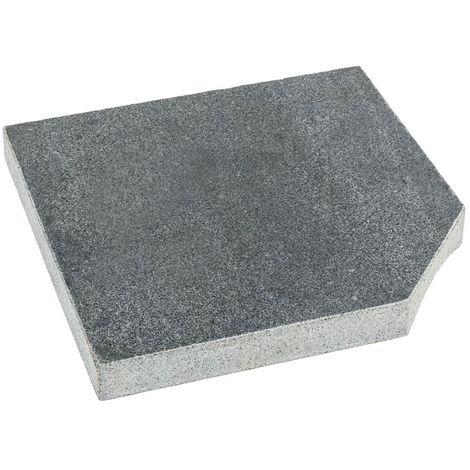 dalle pour parasol d port 28 5 kg marbre. Black Bedroom Furniture Sets. Home Design Ideas