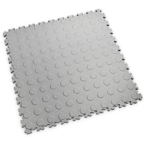 "main image of ""Dalle PVC pour garage Fortelock Industry 2040 - 50x50cm - aspect pastille"""