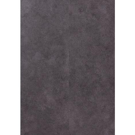 Dalle pvc clipsable - Ocean - coloris Béton Anthracite - 30,3 x 60,6 cm | 2.02 mètre carré