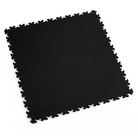 Dalle PVC emboîtable pour garage Fortelock 2020 ECO - 50x50cm - aspect cuir