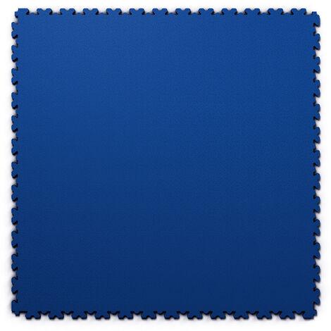 "Dalle PVC garage Fortelock XL 2230 ""Skin Bleu"" - 65,3 x 65,3 cm"
