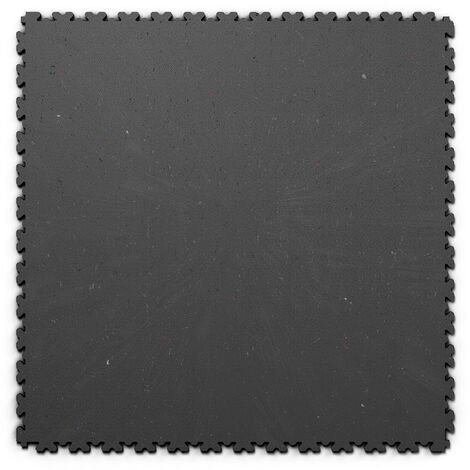"Dalle PVC garage Fortelock XL ECO 2230 ""Skin Gris"" - 65,3 x 65,3 cm"