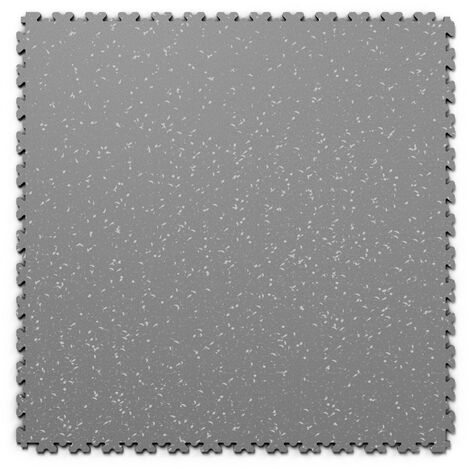 "Dalle PVC garage Fortelock XL Print 2230 ""Skin Gris 01"" - 65,3 x 65,3 cm"