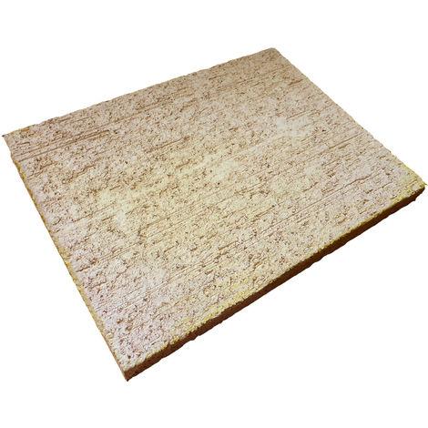 Dalle réfractaire 400 x 300 x 40 mm - 25% d'alumine