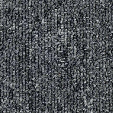 Dalles de moquette plombantes et amovibles 50x50cm 5m² Urban N970