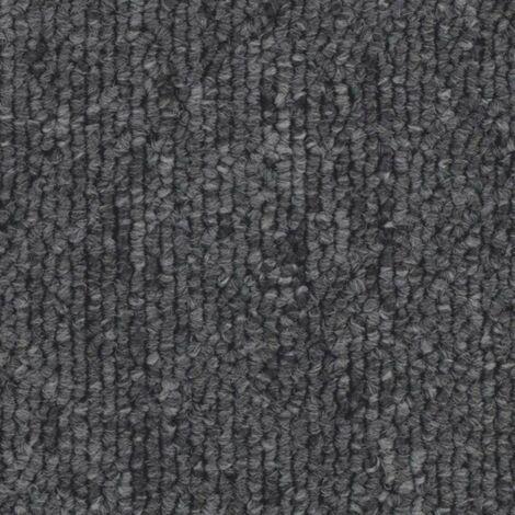 Dalles de moquette plombantes et amovibles 50x50cm 5m² Urban N990