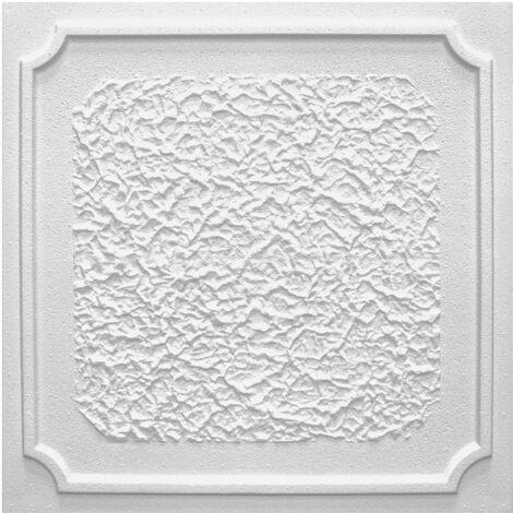 dalles de plafond   EPS   formfest   Marbet   50x50cm   Antik