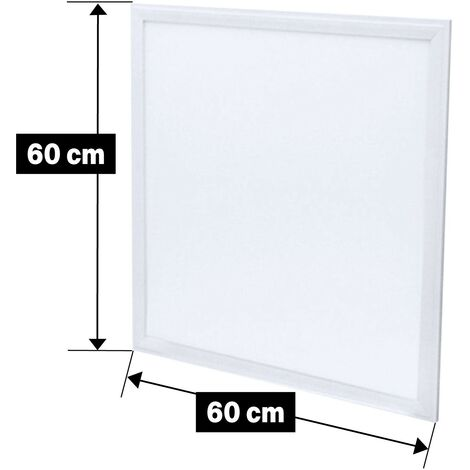 Dalles Led 40W 60X60 Blanc froid PREMIUM
