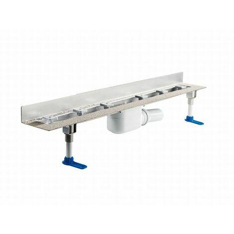 DALLMER caniveau de douche CeraLine W 900mm, 520159, DN 50 hauteur totale 110mm - 520159