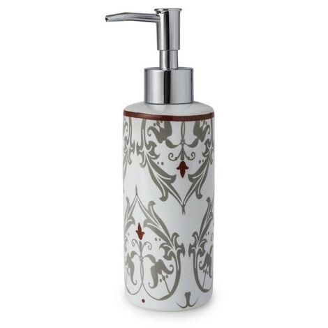 Damask Soap Dispenser