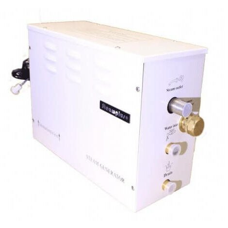 Dampfgenerator STEAMPLUS 4Kw für Hammam, Spa, Duschmaschine, Sauna, Dampferzeuger für Hamam Dampfbad Wellness 1
