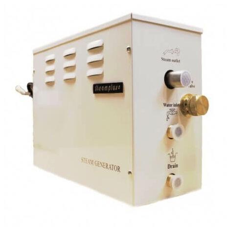 Dampfgenerator STEAMPLUS 6Kw für Hammam, Spa, Dampfmaschine, Sauna, Dampferzeuger für Hamam Dampfbad Wellness 1