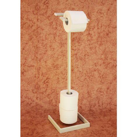 DanDiBo Support Rouleaux Papier Toilette Gala Blanc Porte-Papier Toilette Porte-Rouleaux Papier Toilette