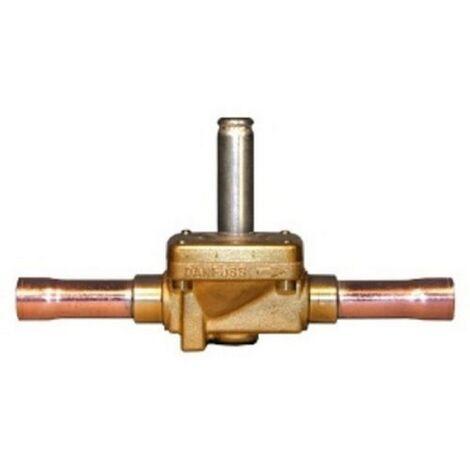 Danfoss 032F1201 - valve Solenoid welded 1/4in ODF