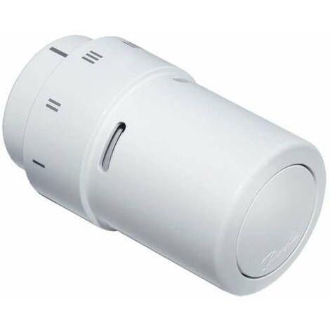 Danfoss Thermostat Typ RAX Design-Fühlerelement weiß passend für RA2000 Einbauventile 013G6070