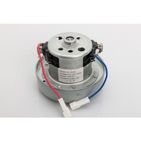 daniplus© Motor YDK, 240 Volt, 1600 Watt passend wie Dyson 905358-05, DC05, DC08, DC11, DC19, DC20, DC21, DC29