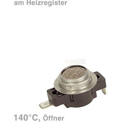 daniplus© Temperaturbegrenzer 140° Thermostat, Klixon passend für Trockner Miele 6671890, Privileg, Matura, 501933