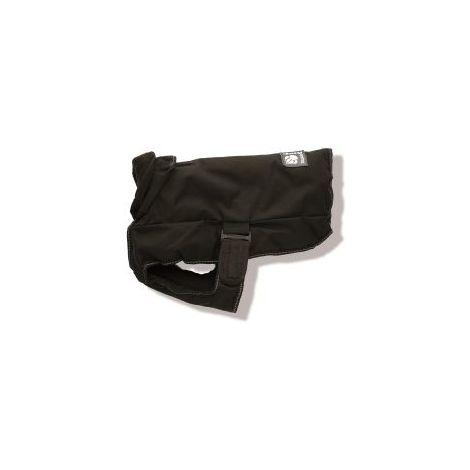 Danish Des - Danish Design Dog Coat 2in1 Black Harness 55cm - 55cm