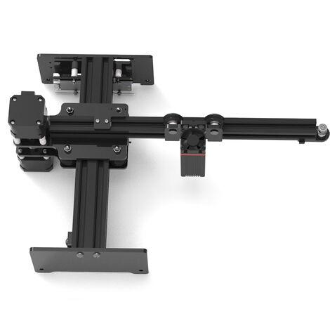 DANIU 7W grabador láser inteligente DIY máquina de grabado láser 450nm láser azul tallado en madera enrutador grabado de Metal de óxido de aluminio