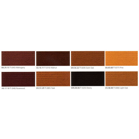 Sikkens Cetol Novatech Woodstain Paint - 5 Litre - Mahogany (045)