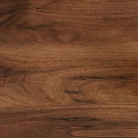 Dark Walnut Laminate Upstand 3M X 95mm X 12mm