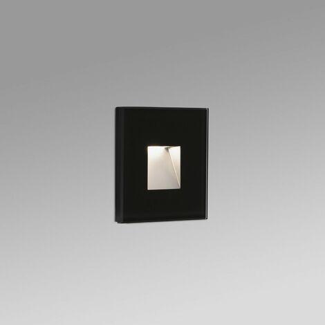 DART Lámpara empotrable - NEGRO FARO 70273