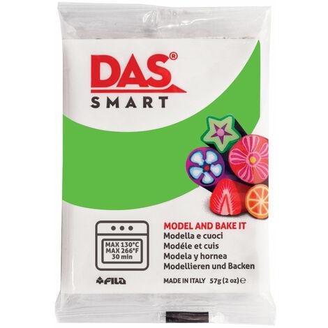 "main image of ""DAS 321018 Smart Oven-Bake Clay 57g (2x 28.5g) Spring Green"""