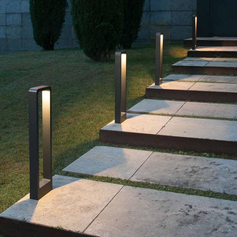 LED Wegeleuchte Das in Dunkelgrau 650 mm