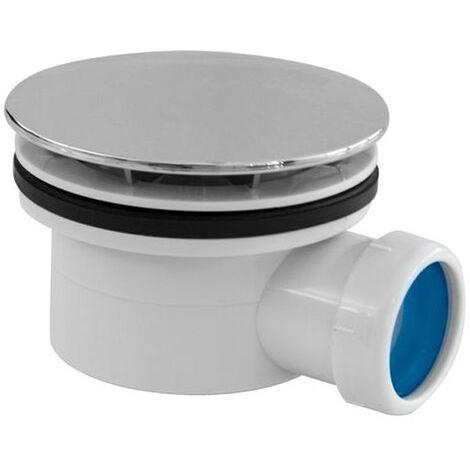 D'aspiration de la barrière de vidange siphonné OMP pour receveurs de douche 90mm de diamètre 6261.076.6