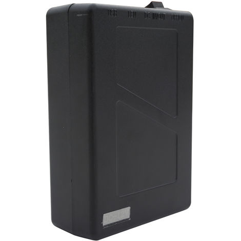 DC12V 9800mAh Rechargeable Portable Li-ion Battery for Wireless Speaker Portable
