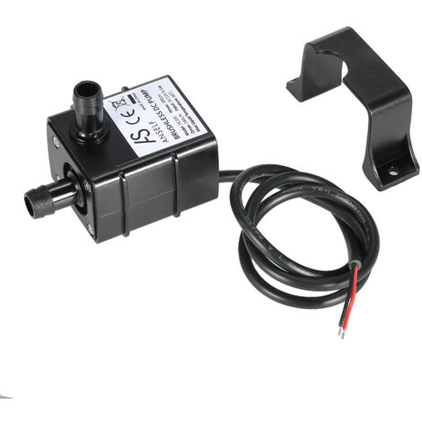 DC12V Micro Brushless Water Oil Pump Fountain Pump