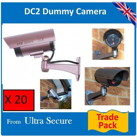 DC2 Dummy CCTV Camera (trade pack) [002-0029]