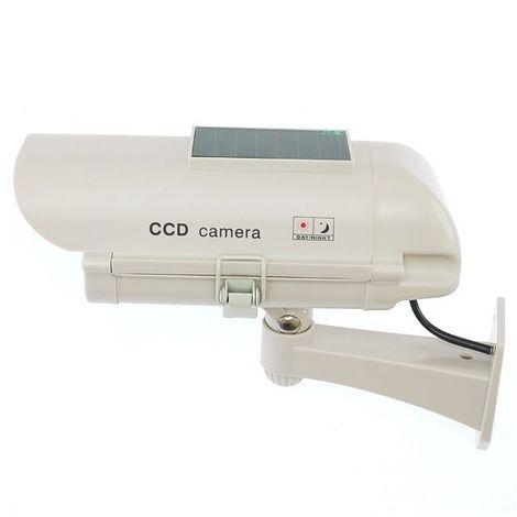 DC23 (Solar Powered Dummy CCTV Camera) [002-0370]