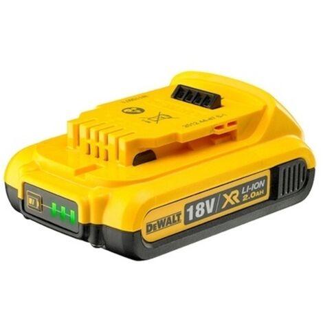 DCB183 XR Slide Battery Pack 18 Volt 2.0Ah Li-Ion