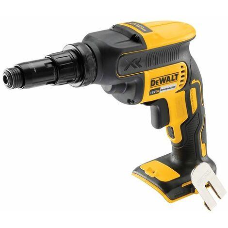 DCF622N XR Brushless Self Drilling Screwdriver 18V Bare Unit (DEWDCF622N)