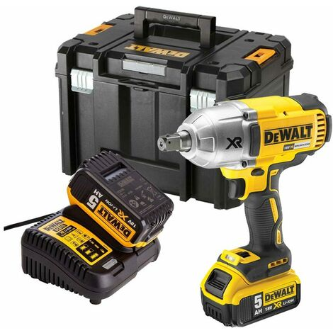 DCF899 XR High Torque Impact Wrench