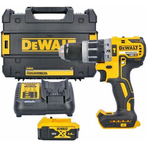 DCH334X2 Brushless Q/C Chuck SDS Plus Hammer 18/54V 2 x 9.0/3.0Ah Li-ion DEWDCH334X2