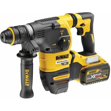 DCH334X2 Brushless Q/C Chuck SDS Plus Hammer 18/54V 2 x 9,0/3,0Ah Li-Ion (DEWDCH334X2)