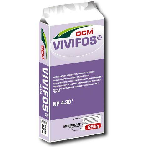 DCM Profi engrais au phosphore Vivifos® 25 kg phosphate, sport, golf, légumes, fruits, terrain