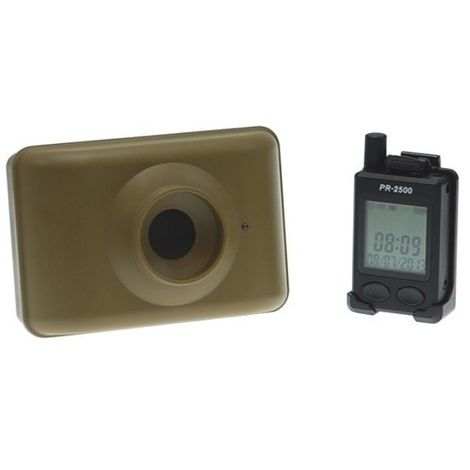 DCMT Wireless Driveway Alarm PIR & Portable Pager Kit [004-0620]