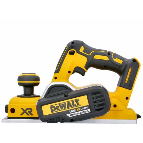 DCP580 XR Brushless Planer