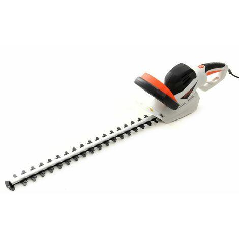 """main image of """"DCRAFT - Taille-haie électrique - 230V - Puissance 1900 W - Diamètre de coupe des branches maxi 24 mm - Noir"""""""