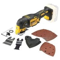DCS355 XR Brushless Oscillating Multi-Tool