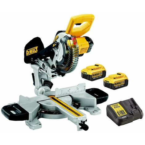 DCS365 Cordless XPS 184mm Mitre Saw 18 Volt
