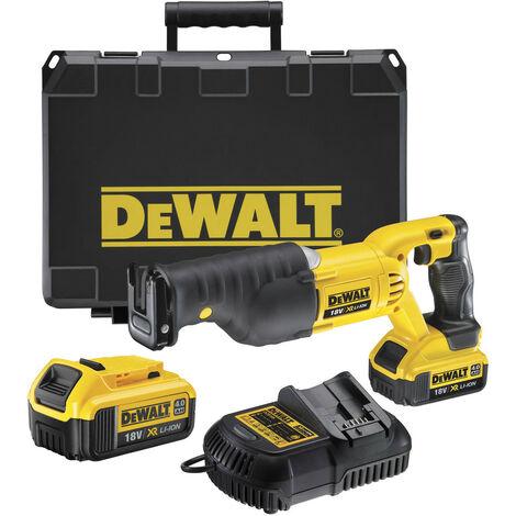 DCS380 XR Premium Reciprocating Saw