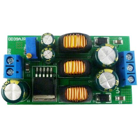DCtoDC convertidor regulador de corriente constante y tension de alimentacion ajustable Boost modulo convertidor positivo y negativo del modulo, escriba 1