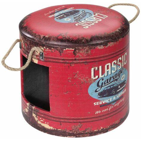 D&D Pet Box Classic Garage 35x34 cm Red 434/429389