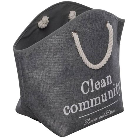D&D Pet Cave Laundry Bag Beige